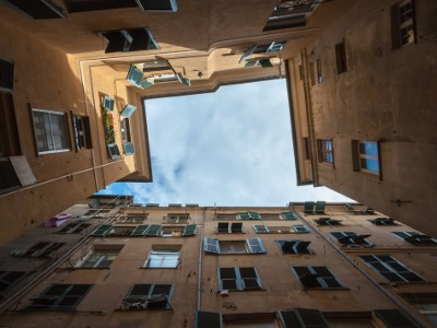 PHOTO CONTEST: GENOVA VERTICALE