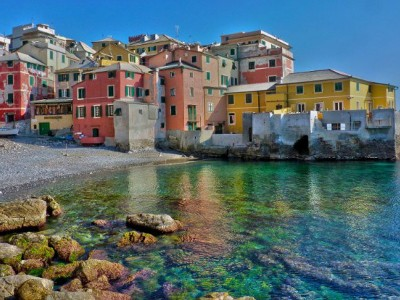 LONG - LASTING WEEKEND IN LIGURIA