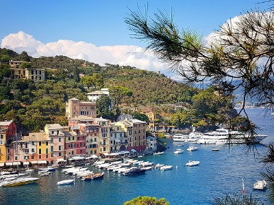 IN BATTELLO TRA SANTA MARGHERITA E PORTOFINO