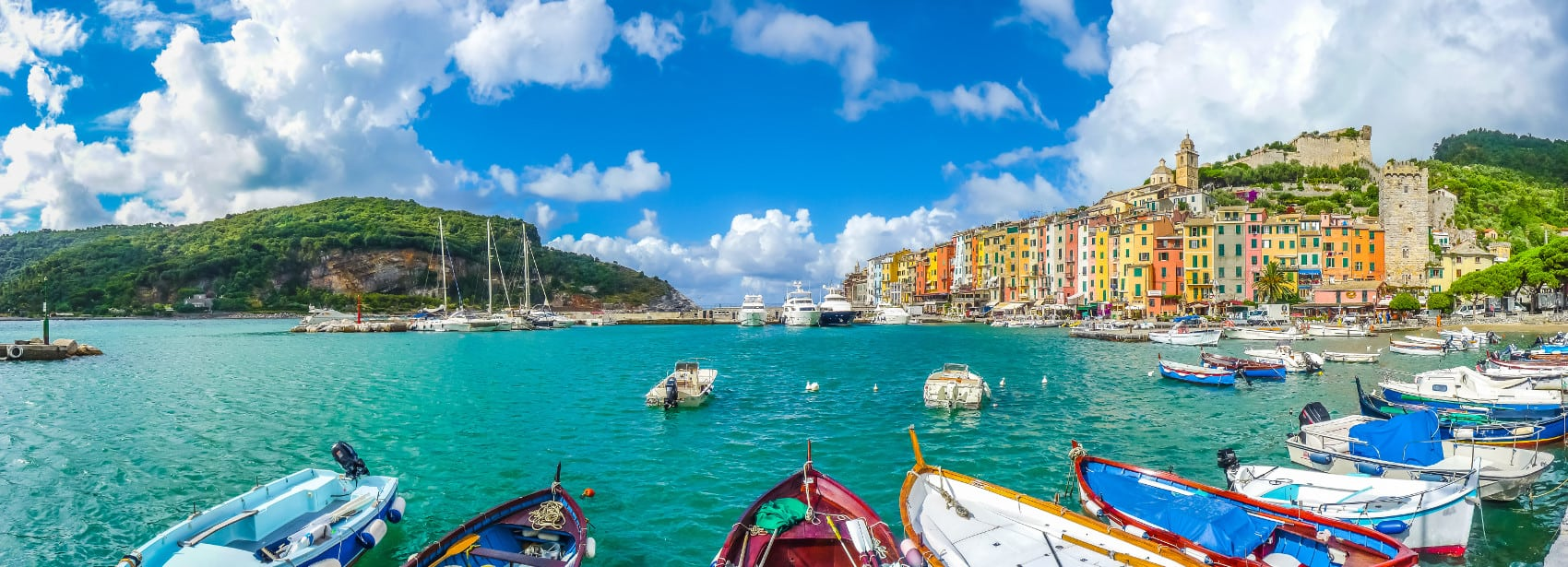 Tour Liguria by Volver Viaggi